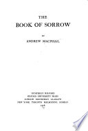 Book The Book of Sorrow