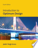 Introduction To Optimum Design : of the most widely used textbook...