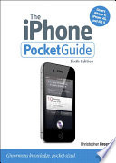 The iPhone Pocket Guide  Sixth Edition