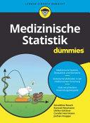 Medizinische Statistik für Dummies Book Cover