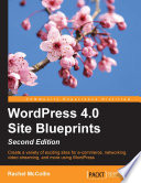 WordPress 4 0 Site Blueprints
