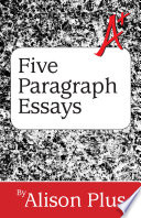 Five-Paragraph Essays