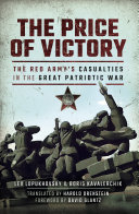The Price Of Victory : soviets, including some very interesting illustration . ....