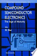 Compound Semiconductor Electronics