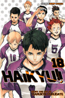 Haikyu!!, Vol. 18 : the finals to face off...