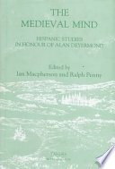 Festschrift Variety Of Literary Output In Medieval Spain