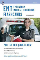 EMT Flashcard Book