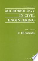 Microbiology in Civil Engineering