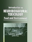 download ebook introduction to neurobehavioral toxicology pdf epub