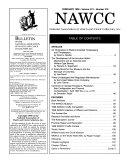 Nawcc Bulletin