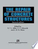 Repair Of Concrete Structures