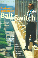 Bait And Switch book