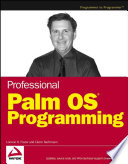 Professional Palm OS Programming