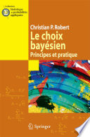 illustration du livre Le choix bayésien