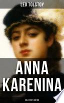 Book ANNA KARENINA  Collector s Edition