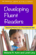 Developing Fluent Readers