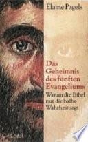 Das Geheimnis des f  nften Evangeliums