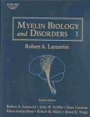 Myelin Biology And Disorders book