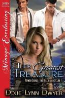 Their Greatest Treasure [Power Surge: The Billionaire Club 1] (Siren Publishing Menage Everlasting)