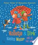 Kolletje Dirk Koning Winter Valt In Het Water