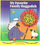 My Favorite Family Haggadah