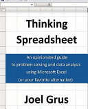 Thinking Spreadsheet