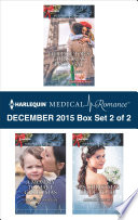 Harlequin Medical Romance December 2015 Box Set 2 Of 2