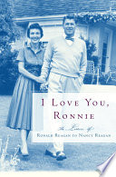 I Love You  Ronnie : or where he was—travelling to...