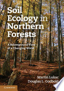 Soil Ecology In Northern Forests book