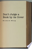 download ebook don't judge a book by its cover pdf epub