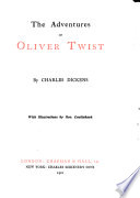 The Works of Charles Dickens  The adventures of Oliver Twist