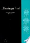 A filosofia após Freud