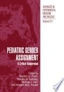 Pediatric Gender Assignment