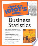 The Complete Idiot s Guide to Business Statistics