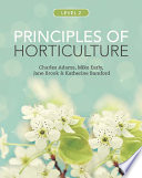Principles of Horticulture  Level 2
