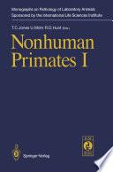 Nonhuman Primates I