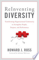Reinventing Diversity : for more than a quarter...