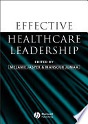 Effective Healthcare Leadership