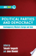 Ebook Political Parties and Democracy Epub Takashi Inoguchi,Jean Blondel Apps Read Mobile