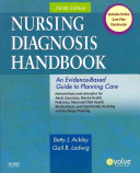 Nursing Diagnosis Handbook 9th Ed  Ulrich   Canale s Nursing Care Planning Guides 7th Ed