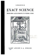exact science from hero alexandrinus to pierre curie