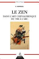 illustration Le Zen dans l'art chevaleresque du tir à l'arc