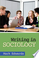 Writing in Sociology