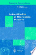 Autoantibodies In Neurological Diseases book