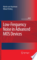 Low-Frequency Noise in Advanced MOS Devices Pdf/ePub eBook