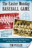 The Easter Monday Baseball Game