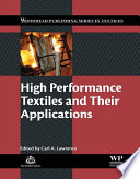 High Performance Textiles and Their Applications