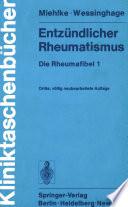 Entzündlicher Rheumatismus