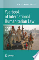 Yearbook of International Humanitarian Law 2011