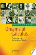 Dreams of Calculus